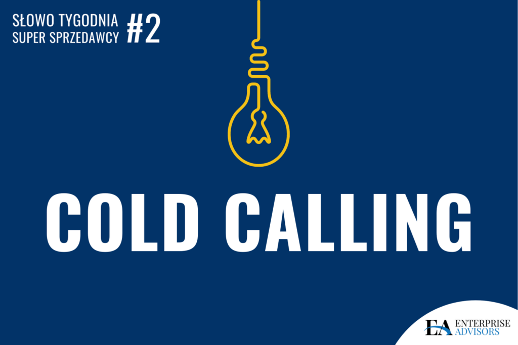 Co to jest cold calling?