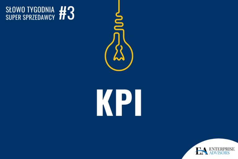 KPI co tojest